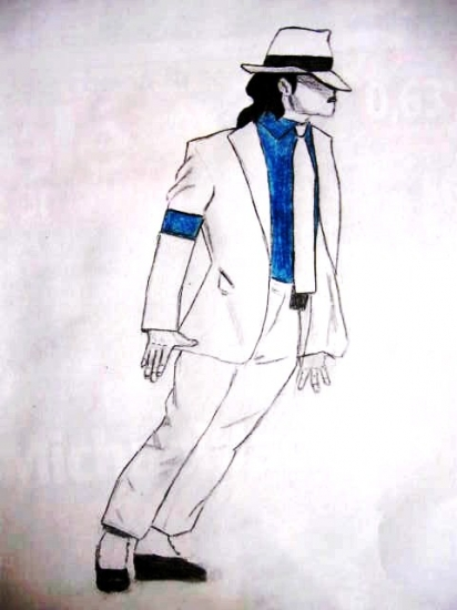 Michael Jackson by After-Death